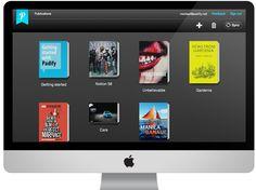 Padify make beautiful interactive books! screenshot