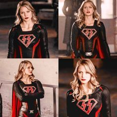 [crisis on earth-x promo pics] Supergirl 2, Melissa Supergirl, Supergirl Season, Kara Danvers Supergirl, Supergirl And Flash, Batgirl, Batwoman, The Cw, The Flash