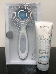 Nuskin NU Skin ageLOC Lumispa Kit Set Waterproof 100 Genuine 2018 Product for sale online Nu Skin Ageloc, Healthy Skin Care, New Skin, Kit, Business Planning, Skin Products, Beauty Products, Beauty Skin, Blog