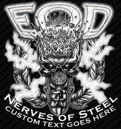 EOD Nerves Of Steel Shirt $17.76