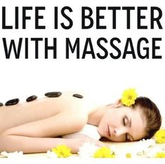 Life is better with massage! Come to Pressure Point Massage Therapy in Southfield, MI for a FANTASTIC massage! Call us NOW at (248) 358-8800 to book your appointment! Feel free to visit our website www.pressurepointmassagetherapy.com for more information!