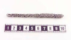 Viking Age silver chain; Gotland; Swedish History Museum; http://mis.historiska.se/mis/sok/fid.asp?fid=106721&g=1