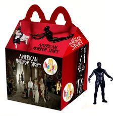 """""""American Horror Story: Murder House"""" Happy Meal"""