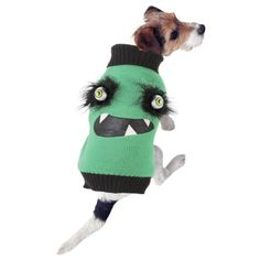Scary Halloween, Halloween Costumes, Trick Or Treat, Jumper, Pup, Winter Hats, Halloween Costumes Uk, Jumpers, Baby Dogs