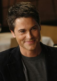 Rob Lowe.  When I saw this picture I realized the reason I liked Riley in 'National Treasure' is because he looks like this.