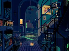 Animated gif shared by Nika. Find images and videos about gif and pixel art on We Heart It - the app to get lost in what you love. Anim Gif, Gif Animé, Comics Illustration, House Illustration, Pixel Art, Dank Gifs, Beste Gif, Arte 8 Bits, Foto Gif