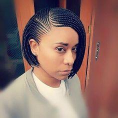 85 Box Braids Hairstyles for Black Women - Hairstyles Trends Box Braids Hairstyles, My Hairstyle, Twist Hairstyles, Hairstyles 2016, Latest Hairstyles, Cornrolls Hairstyles Braids, 1920s Hairstyles, Natural Hair Braids, Natural Hair Styles
