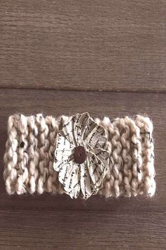 """Gypsy soul """"The highest function of love is that it makes the lovYou can find Knit headband and more on our . Knit Headband, Gypsy Soul, February, Boho, Knitting, How To Make, Tricot, Breien, Bohemian"""