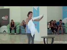 Drama, yaratcı drama, eğitimde drama, ısınma, sınıf içi etkinlikler - YouTube