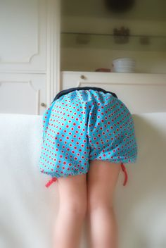 Bottoms Baby Bloomers French Style / Girls by chocolatineboutique, $20.00