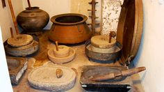 Traditional Indian cookware - (photo by Mark Hansen - volunteer with Values in Education - India)
