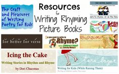 Resources for Writing Rhyming Picture Books