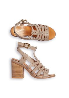Stitch Fix Spring Shoes: Stacked Heels