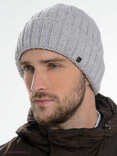 шапка резинкой 2х2