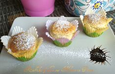 Muffins ricotta e limone,ricetta dolce