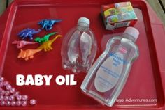 Children's Craft Idea: Sensory or Discovery Bottles - My Frugal Adventures Sensory Bags, Sensory Activities, Infant Activities, Sensory Play, Activities For Kids, Sensory Bottles For Toddlers, Sensory Rooms, Baby Sensory, Motor Activities