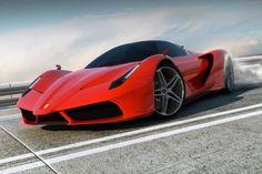 Ferrari F70 V12 Hybrid Concept