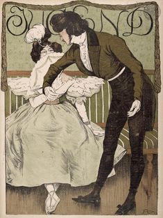 Jugend Zeitschrift, um 1900