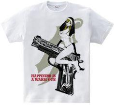 Warm Gun ピンナップガール