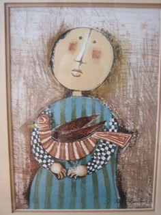 graciela rodo boulanger   NowSoLA: Thrift Art Gallery - Graciela Rodo Boulanger