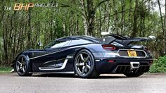 Koenigsegg One:1 bhp to kg project.