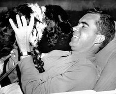 President Richard Nixon dog