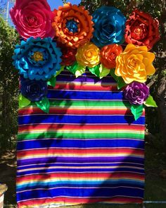 Crafts By Betty (@craftsbybetty) on Instagram: Mexican Fiesta paper craft, paper flowers, paper flower backdrop, paper flower templates, made to order, Michaels, party ideas, party decor, paper decorations, giant paper flowers, pink paper flowers, my craft, wall decor, home decor, paper decor, made with cricut, handmade, wedding, handcrafted, Birthday ideas, diy, do it yourself, backdrops, centerpieces, flower paper centers, gold paper flowers.