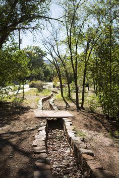 El Parque del Rio - Stormwater Acequia