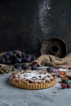 Zwetschgen-Zimt-Kuchen