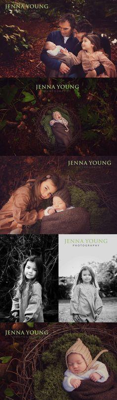 Photography by Jenna Young Photography Fashion Photo, Kids Fashion, Newborn Photographer, Gardens, Autumn, Creative, Movie Posters, Photography, Art