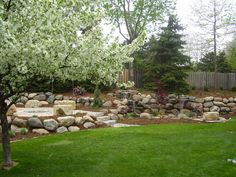 Landscaping & Retaining walls  http://linders.com/landscaping/