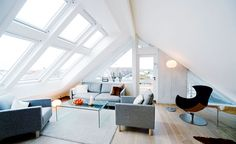 A loft conversion can be the perfect way of adding space and value to your home. Daisy Jeffery looks at some of the best examples of this type of project