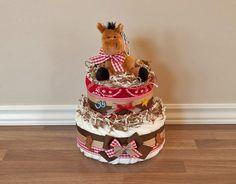 Sweet diaper Cake