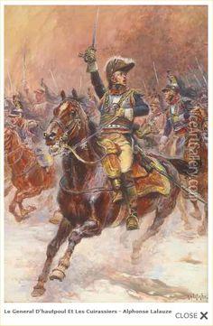 Le General D'Hautpoul Et Les Cuirassiers