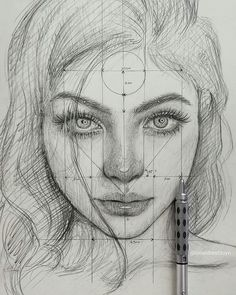 Wonderful Pics pencil drawing portrait Style These pencil drawing techniques from top artists will help you take your drawing skills to the next Cool Art Drawings, Pencil Art Drawings, Realistic Drawings, Art Drawings Sketches, Sketch Art, Face Drawings, Portrait Au Crayon, Portrait Art, Art Du Croquis