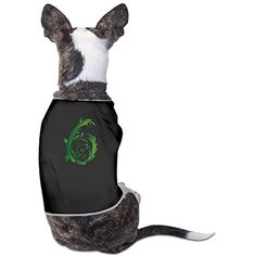 Botany No 6 Fashion Dogs T-Shirt L Black -- Check out this great product. (This is an affiliate link) #DogApparelAccessories