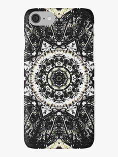 #Kaleidoscope #Gothic https://www.redbubble.com/de/people/pasob-design/works/11992123-kaleidoscope-gothic?asc=t&p=iphone-case via