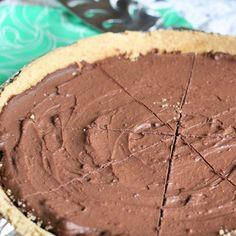 Your Inspiration At Home Choc Orange Fudge Pie. #YIAH www.yourinspirationathome.com.au
