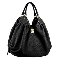 The ONLY LV bag i really like anymore..Louis Vuitton - Mahina XXL
