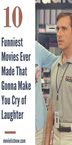 10 Funniest Movies Ever Made That Gonna Make You Cry of Laughter. #movies