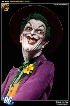 BATMAN, The , Joker , Premium Format, Figur, 66 cm, SIDESHOW, exclusive, excl CINECOLLECTIBLES