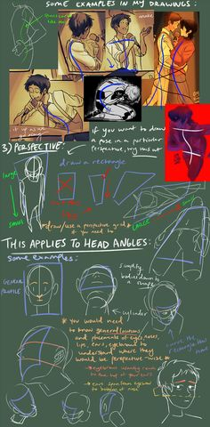 but yea i just learned from observing people and looking at pictures, drawings, etc. i usually simplify things down to understand proportions, figures, and movement. i forgot to mention this, but for...