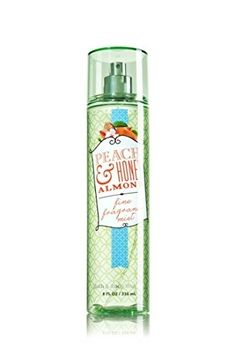 Bath & Body Works Peach & Honey Almond Fine Fragrance Mist 8 oz if(typeof P !== 'undefined' && typeof P.== 'undefined') { P.when('product-description-fix'). Bath N Body Works, Bath And Body Works Perfume, Perfume Body Spray, Body Hacks, Fragrance Mist, Body Mist, Smell Good, Shower Gel, Body Lotion