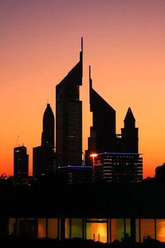 The Emirates Towers Dubai