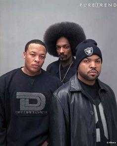 Dre  Snoop & ,Ice Cibr