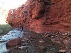 Mary Jane Slot Canyon offers hidden waterfall | KSL.com