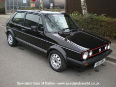 Volkswagen Golf GTi MK1, 1982 Maintenance/restoration of old/vintage vehicles: the material for new cogs/casters/gears/pads could be cast polyamide which I (Cast polyamide) can produce. My contact: tatjana.alic@windowslive.com