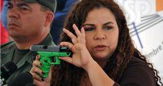 """¡CUANTO CINISMO! Iris Varela: Si una cárcel está pacificada, """"no quiere decir que esté desarmada"""""""