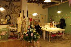 """""""Fabric"""" Taller y tienda. Clases de costura, patchwork, bordado, punto... en Málaga.  Malaga Independiente."""