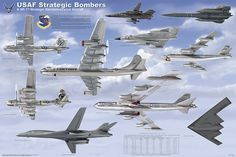 us jet bomber | ... bombers from 1917 on, as they addressed national strategy and security